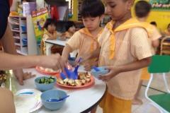Food & Vegetables Salad