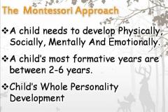 Full montessori 2017