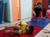 Full Montessori Gymnastic Class