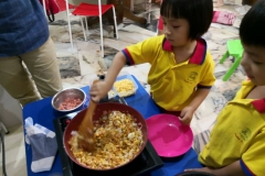 Holiday Program 2018 (Cooking Class)