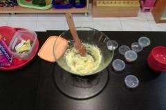 Mashed Potato & Banana Smoothies