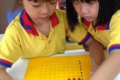 Montessori Division Board              (6 yrs old)
